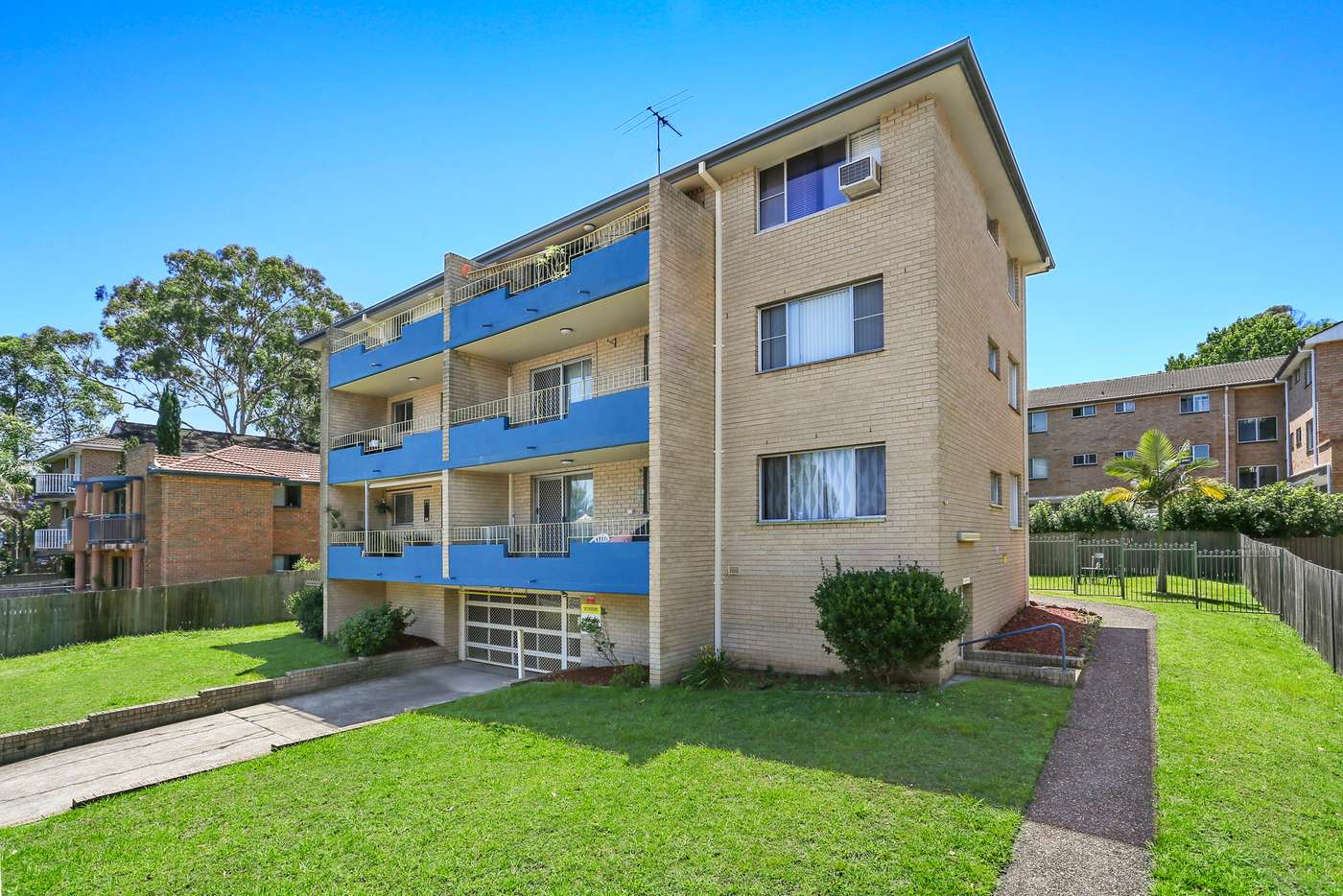 Main view of Homely apartment listing, 2/94 O'Connell Street, North Parramatta NSW 2151
