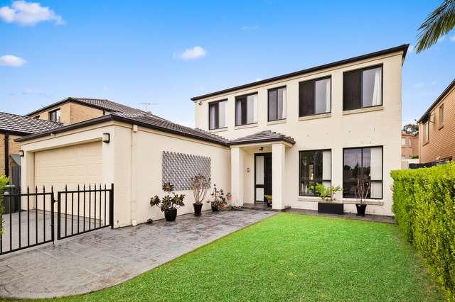 18 Parkridge Circuit, Kellyville NSW 2155