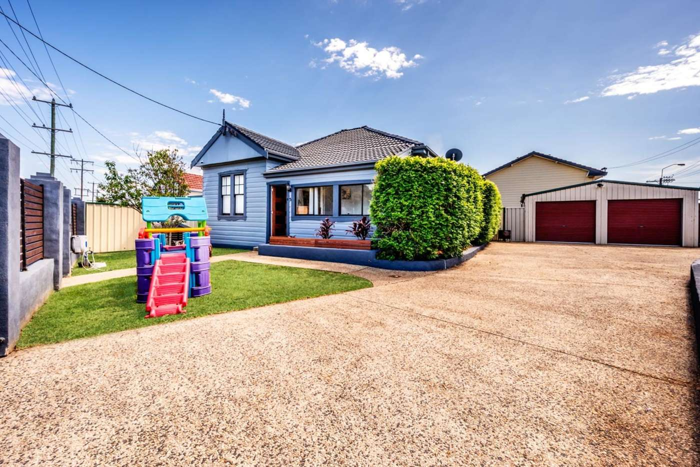 Main view of Homely house listing, 5 Hobart Road, New Lambton NSW 2305