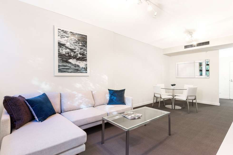 Third view of Homely apartment listing, 217/45-49 Shelley Street, Sydney NSW 2000