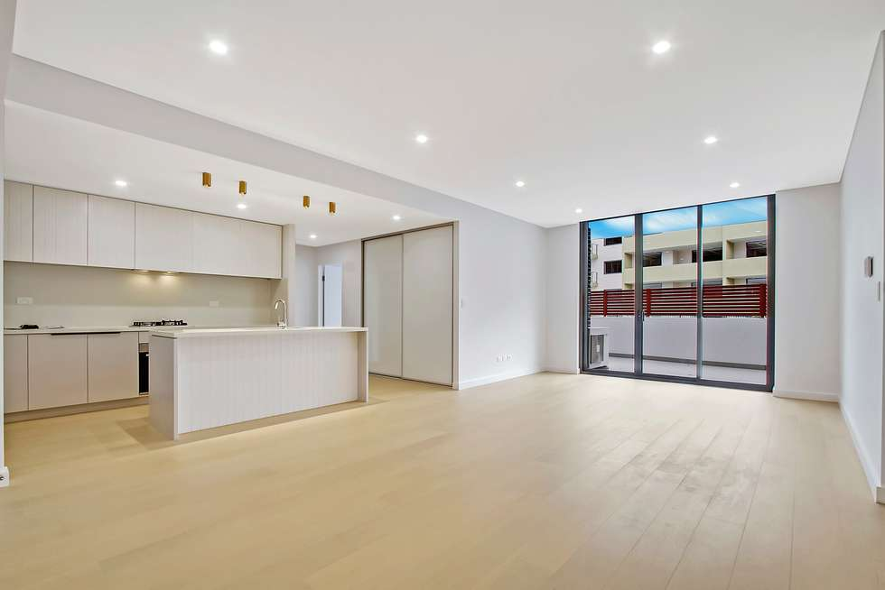 Second view of Homely apartment listing, G31/2 Gerbera Place, Kellyville NSW 2155
