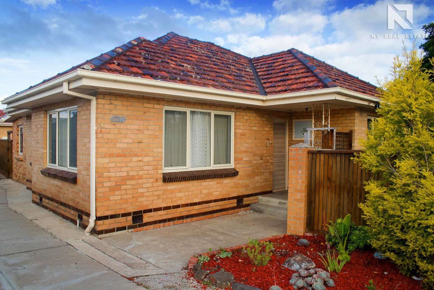 Main view of Homely unit listing, 1/34 Cornhill Street, St Albans VIC 3021