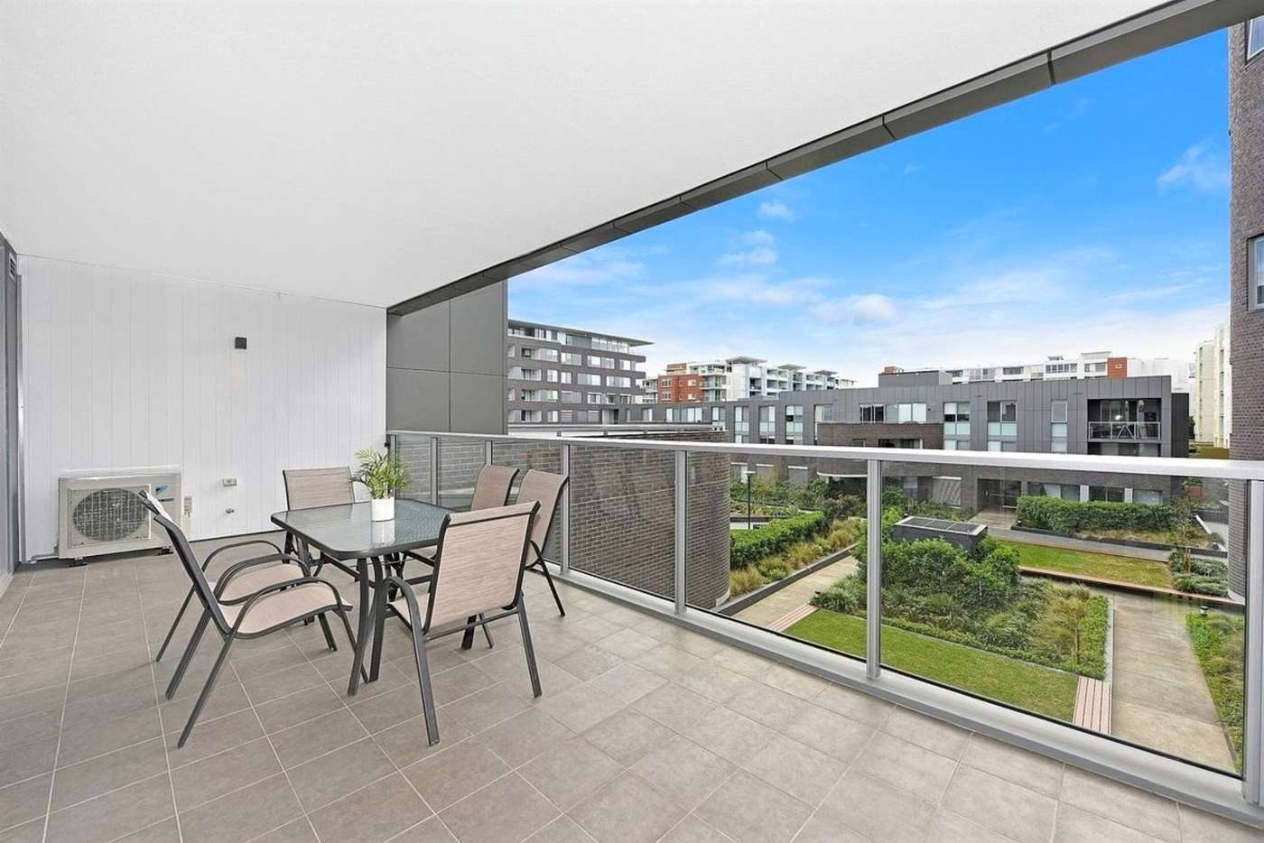 Main view of Homely apartment listing, 309/23 Monza Boulevard, Wentworth Point NSW 2127