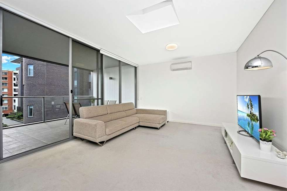Third view of Homely apartment listing, 309/23 Monza Boulevard, Wentworth Point NSW 2127