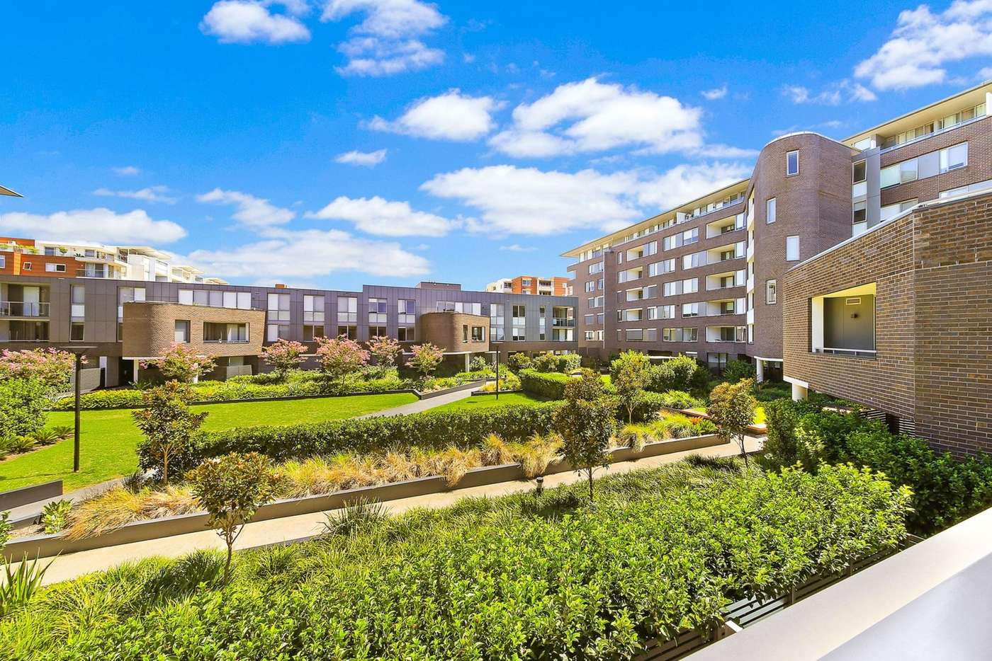 Fifth view of Homely apartment listing, 309/23 Monza Boulevard, Wentworth Point NSW 2127