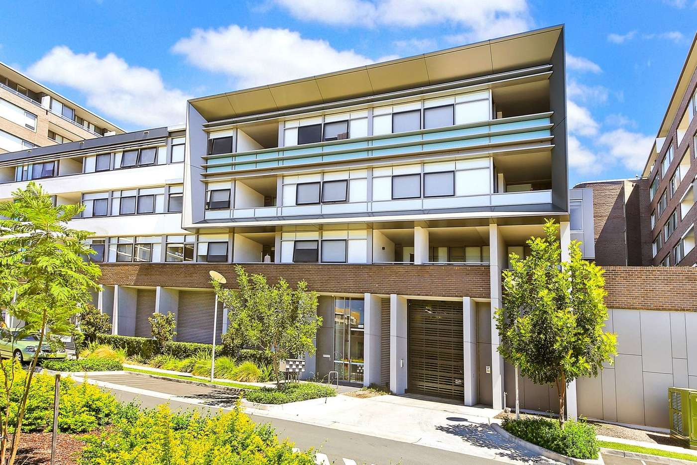 Sixth view of Homely apartment listing, 309/23 Monza Boulevard, Wentworth Point NSW 2127