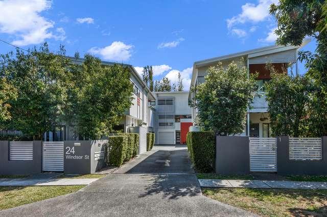 3/24 Windsor Street, Hamilton QLD 4007