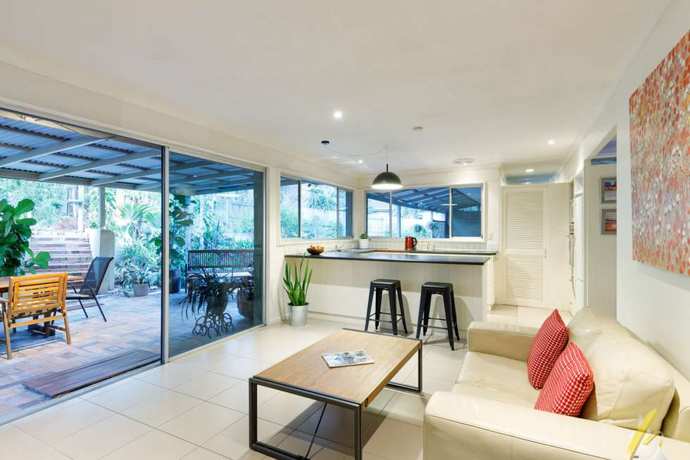 Third view of Homely house listing, 8 Azure Court, Bellbowrie QLD 4070