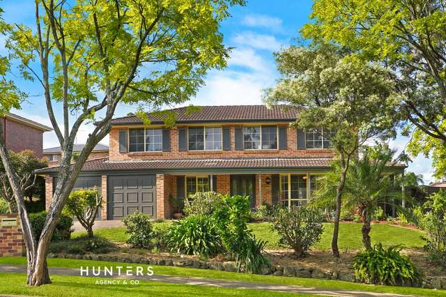 18 Westminster Drive, Castle Hill NSW 2154