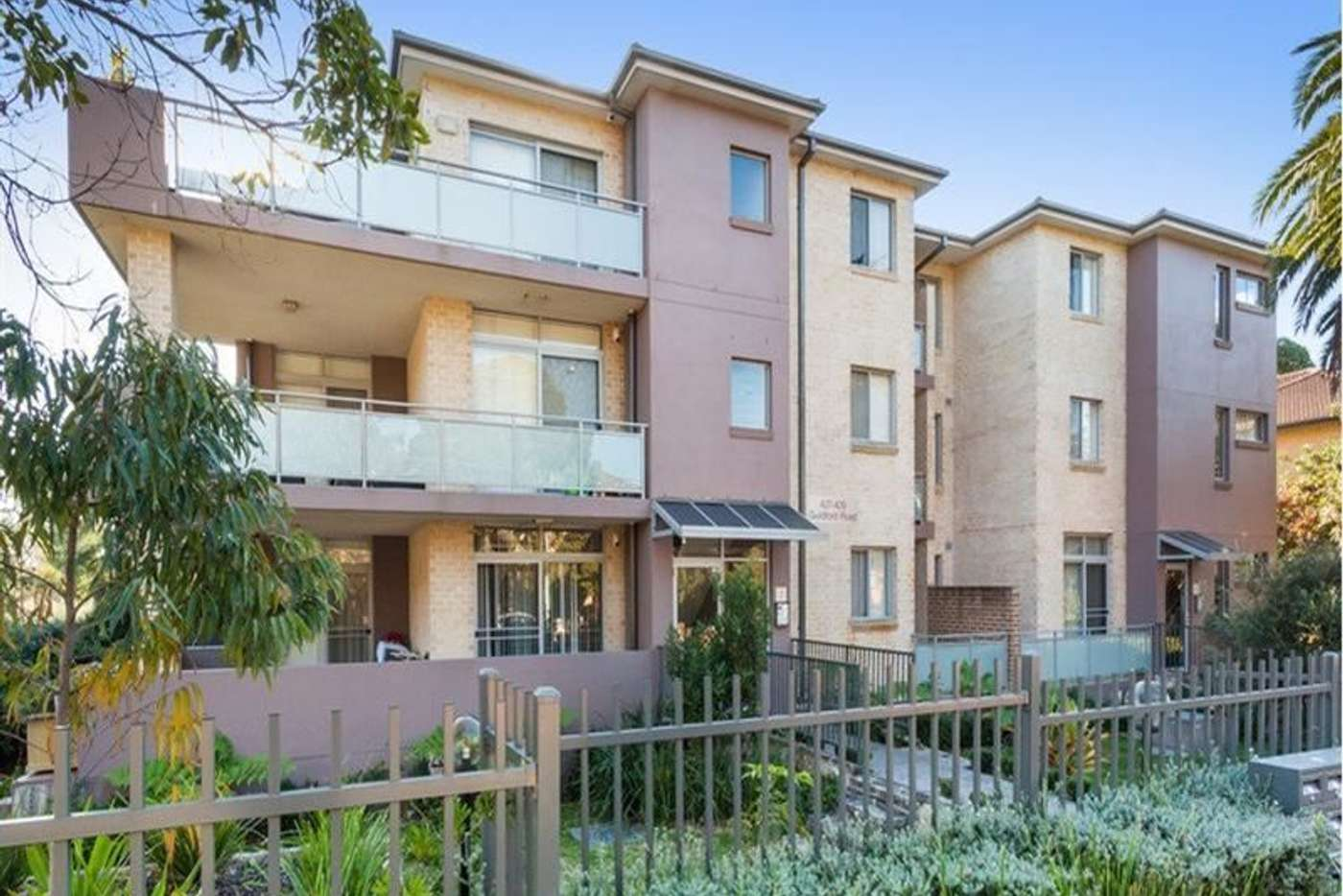 Main view of Homely unit listing, 5/427-429 Guildford Road, Guildford NSW 2161