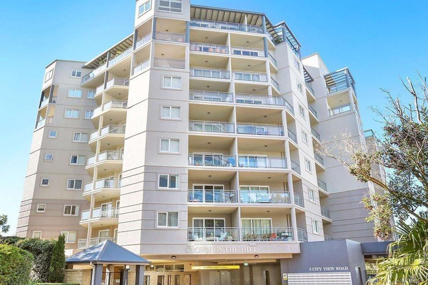 Main view of Homely unit listing, 111/5 City View Road, Pennant Hills NSW 2120