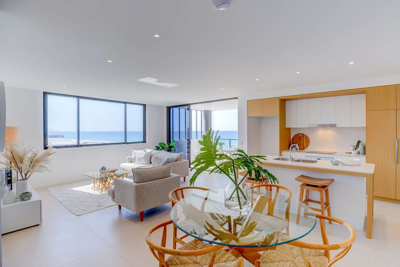 Main view of Homely apartment listing, 505/60 Jefferson Lane, Palm Beach QLD 4221