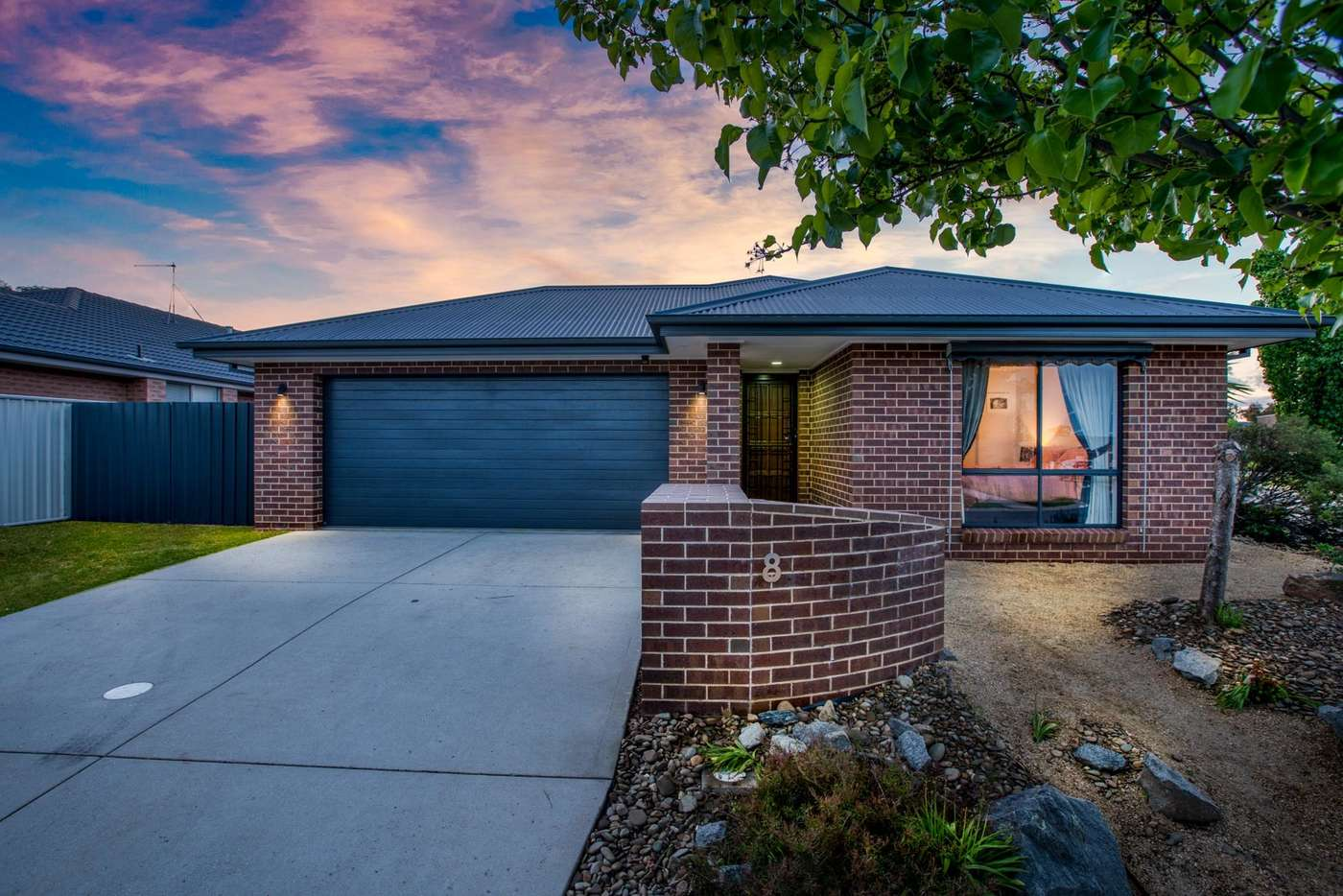 Main view of Homely house listing, 8 Fitzroy Street, Wodonga VIC 3690