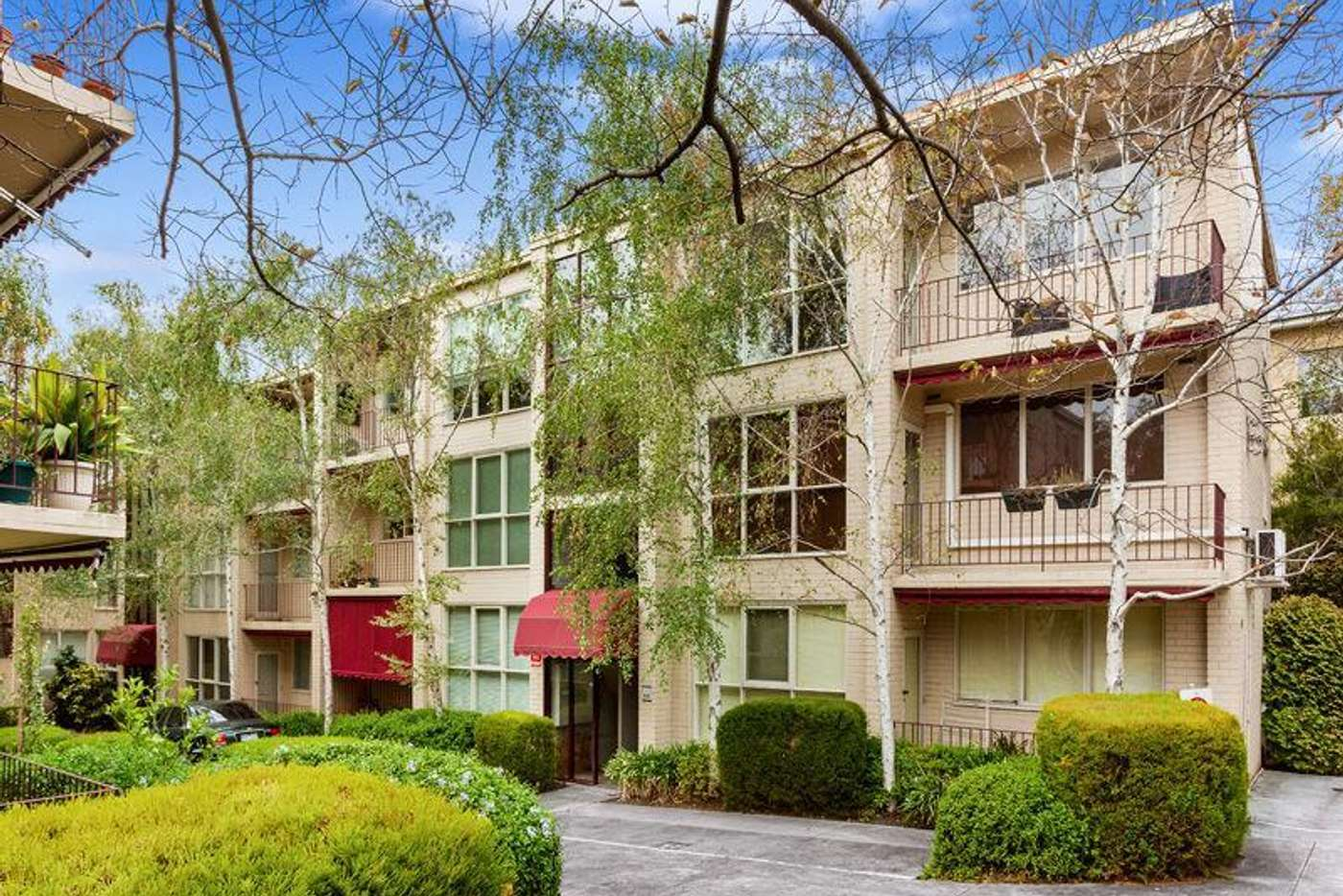 Main view of Homely apartment listing, 11/579 Dandenong Road, Armadale VIC 3143