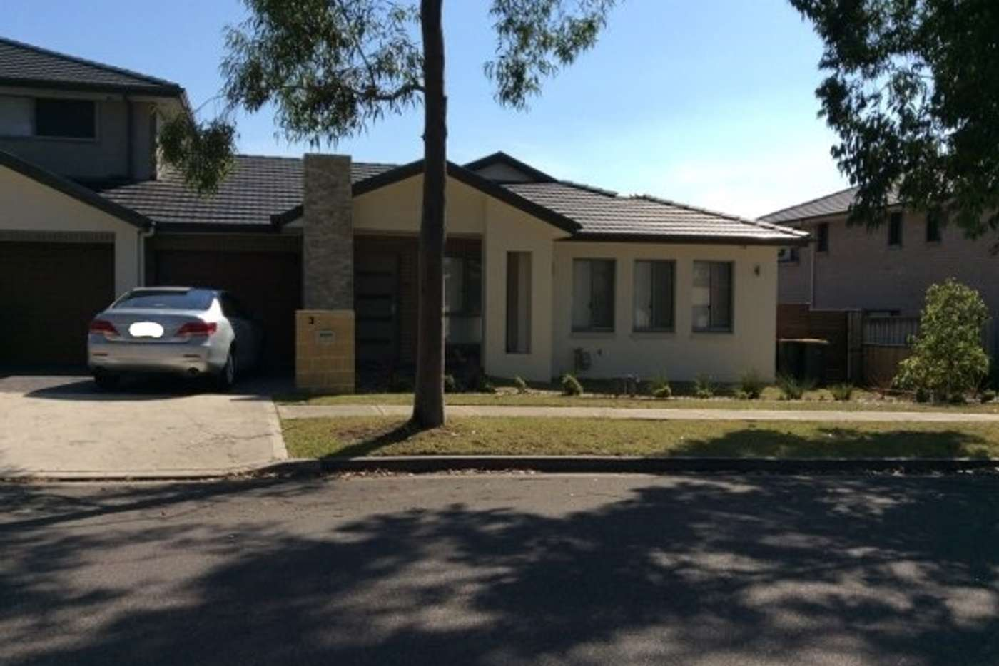 Main view of Homely house listing, 3 Fyfe Road, Kellyville Ridge NSW 2155