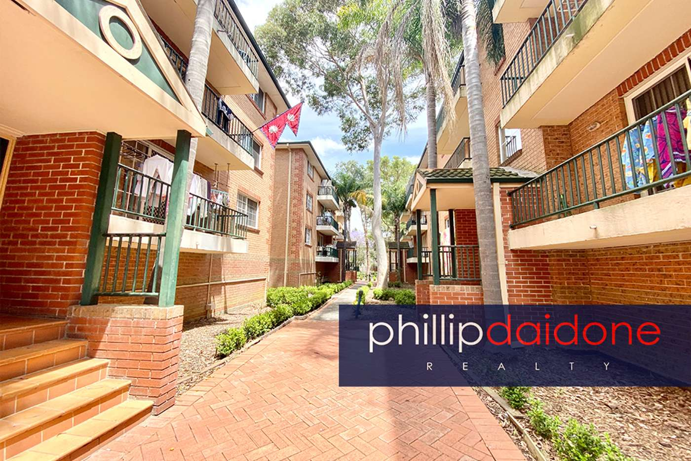 Main view of Homely unit listing, 39/22 Clarence Street, Lidcombe NSW 2141