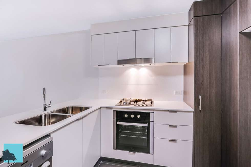 Second view of Homely unit listing, 2505/27 Charlotte Street, Chermside QLD 4032