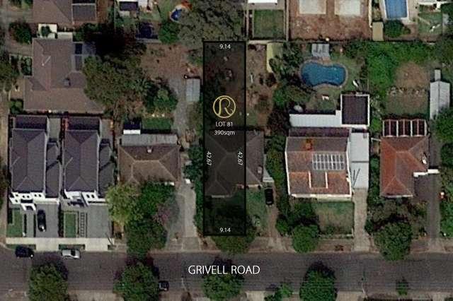 LOT 81/8 Grivell Road, Marden SA 5070
