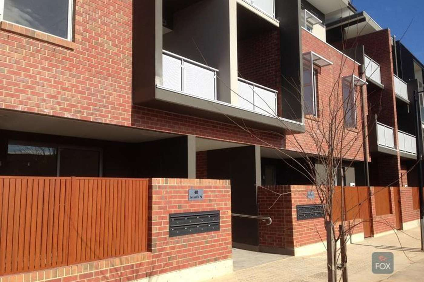Main view of Homely apartment listing, 203/48 Seventh Street, Bowden SA 5007