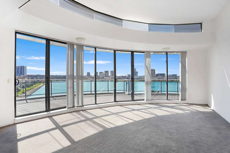Second view of Homely apartment listing, 51/27 Bennelong Road, Wentworth Point NSW 2127