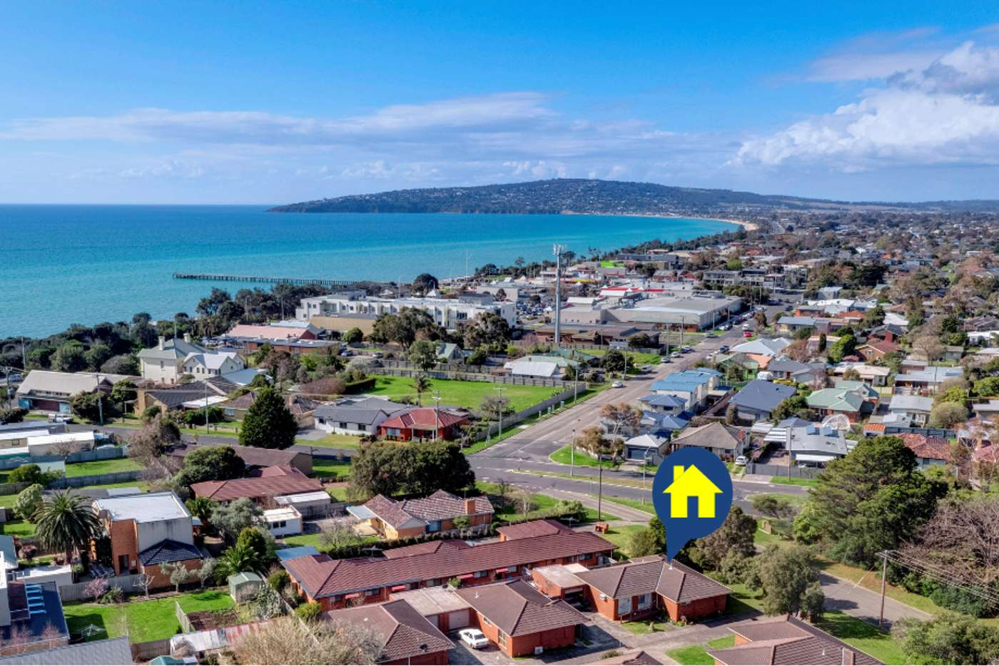 Main view of Homely unit listing, 2/8 Francis Street, Dromana VIC 3936