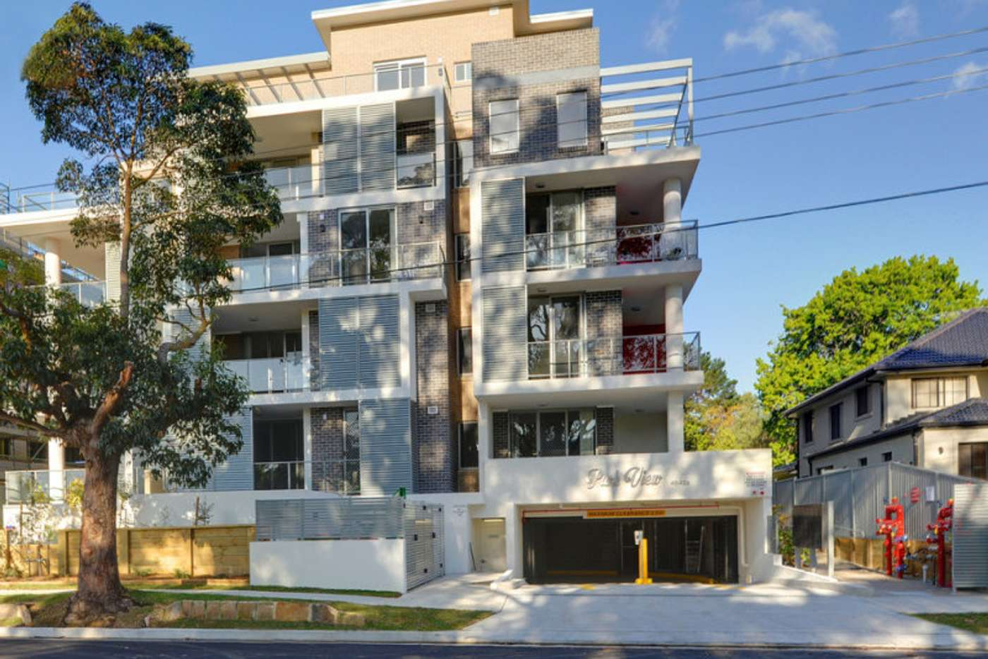 Main view of Homely apartment listing, 10/40-42A Park Avenue, Waitara NSW 2077