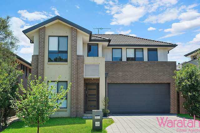 22 Portal Street, Kellyville Ridge NSW 2155