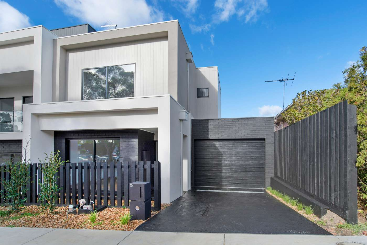 Main view of Homely townhouse listing, 2A Lord Street, Doncaster East VIC 3109