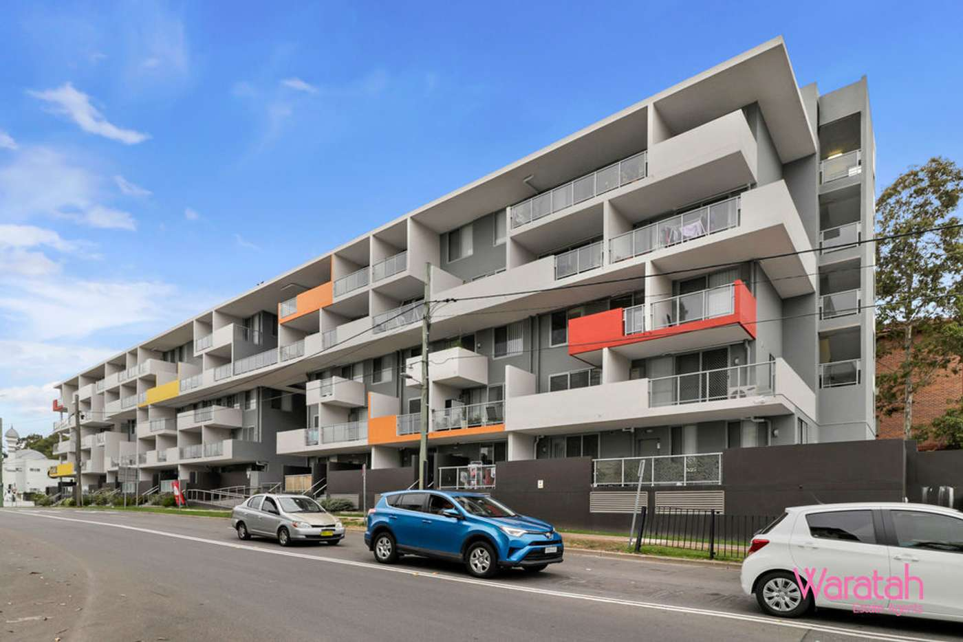 Main view of Homely apartment listing, 212/12 Fourth Avenue, Blacktown NSW 2148