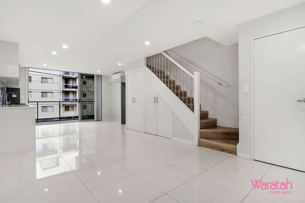 Second view of Homely apartment listing, 212/12 Fourth Avenue, Blacktown NSW 2148