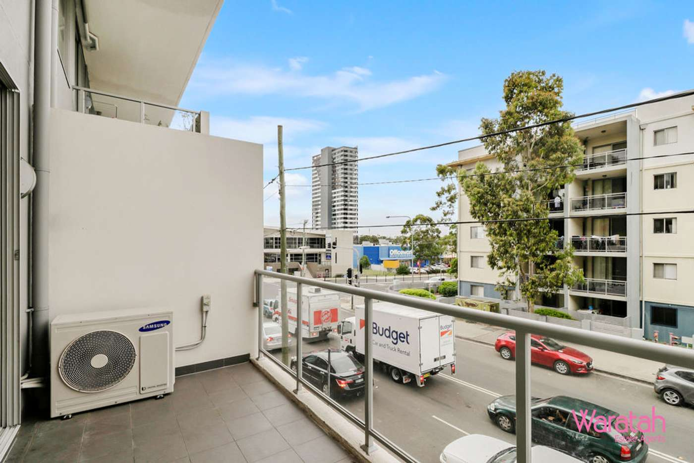 Sixth view of Homely apartment listing, 212/12 Fourth Avenue, Blacktown NSW 2148