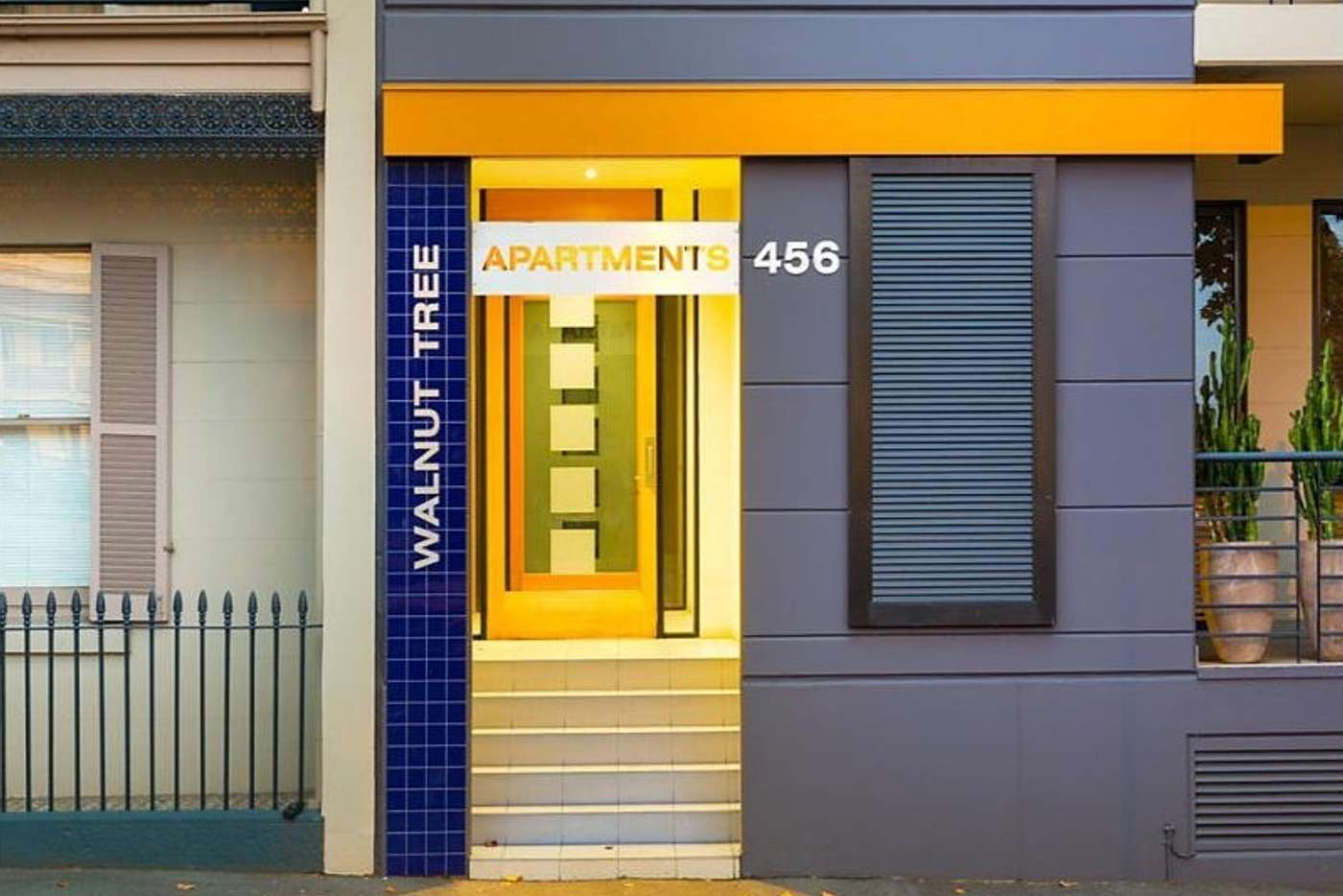 Main view of Homely apartment listing, 3/456 William Street, West Melbourne VIC 3003