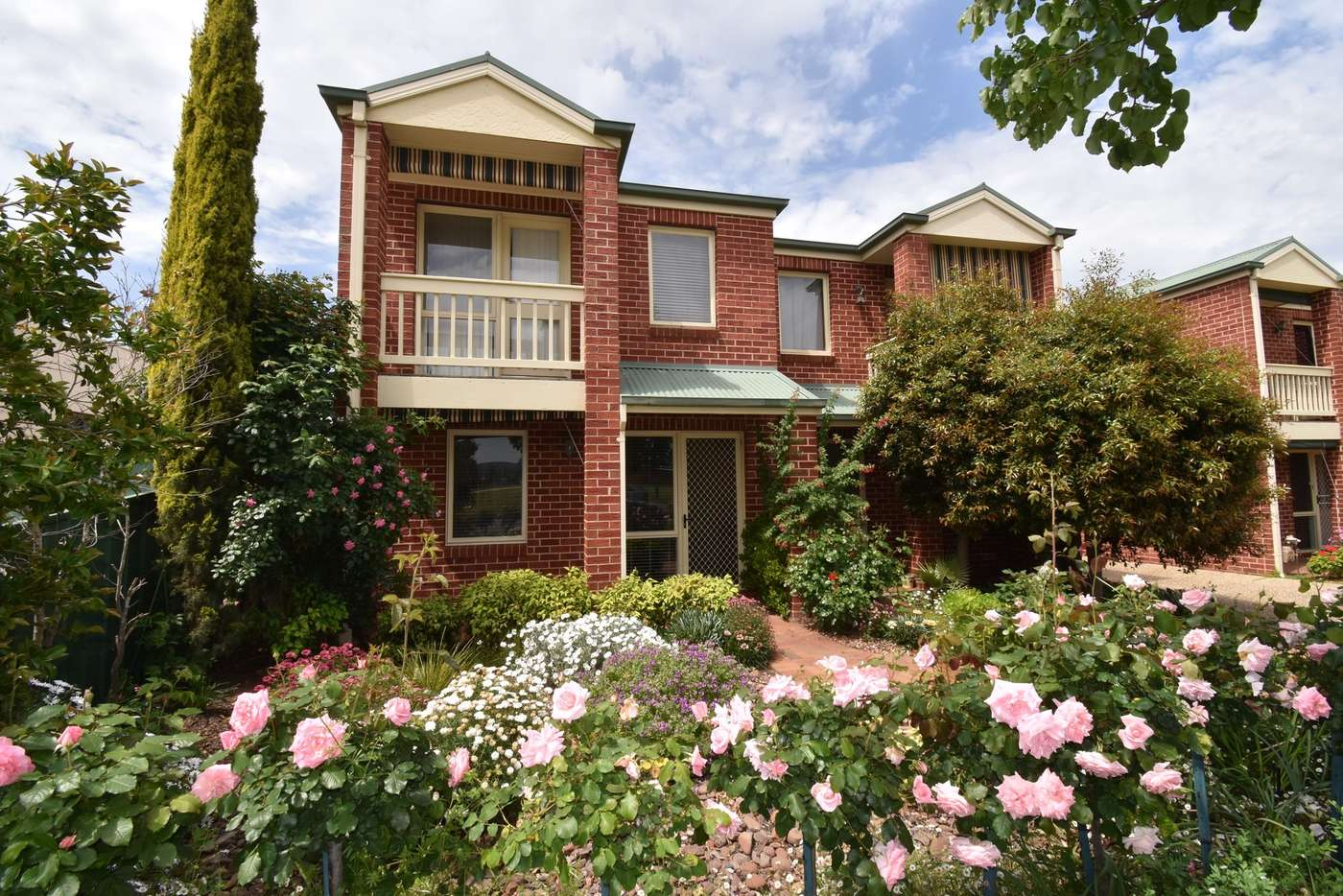 Main view of Homely townhouse listing, 4/550 Kotthoff Street, Lavington NSW 2641