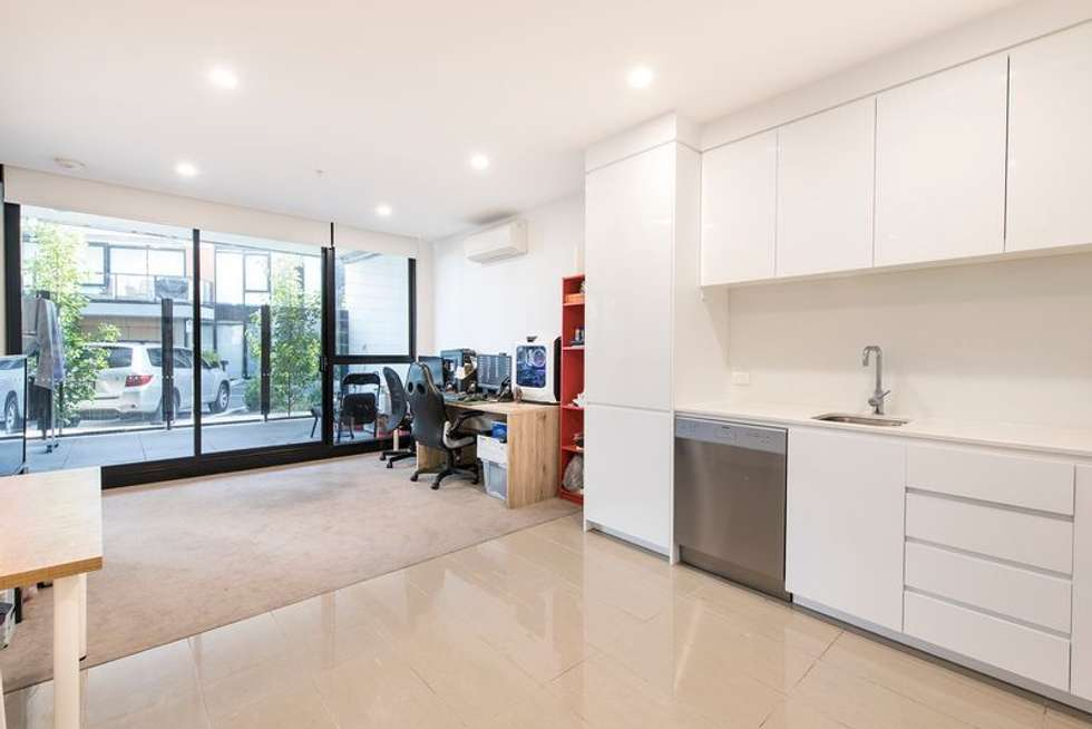 Second view of Homely apartment listing, G2/54 La Scala Avenue, Maribyrnong VIC 3032