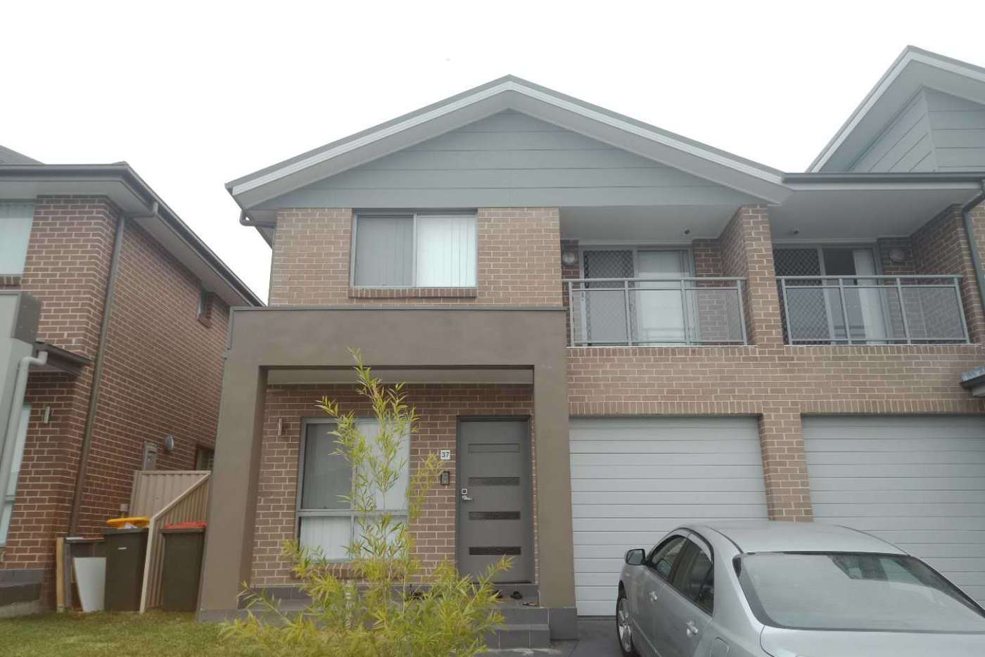 Main view of Homely townhouse listing, 37 Waring Crescent, Plumpton NSW 2761