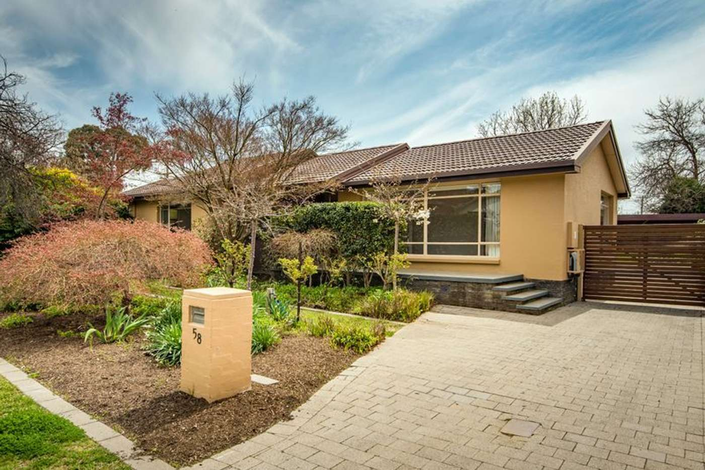 Main view of Homely house listing, 58 Dunstan Street, Curtin ACT 2605