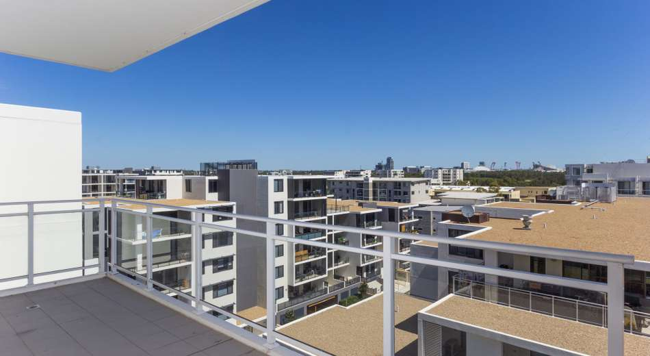 721/6 Baywater Drive, Wentworth Point NSW 2127