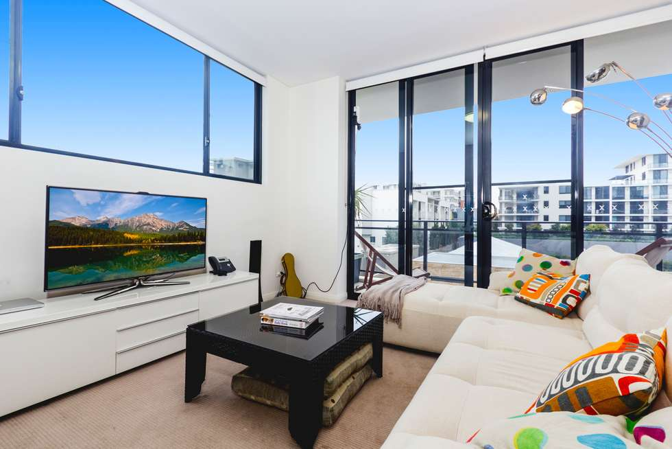Second view of Homely apartment listing, 721/6 Baywater Drive, Wentworth Point NSW 2127