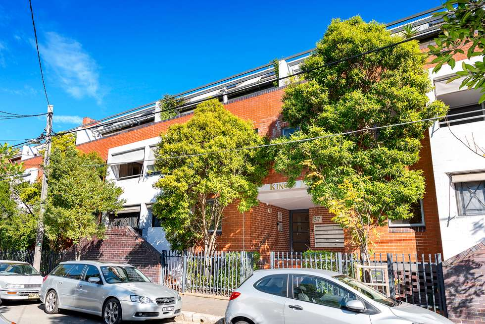 Fourth view of Homely apartment listing, 31/37 Iredale Street, Newtown NSW 2042