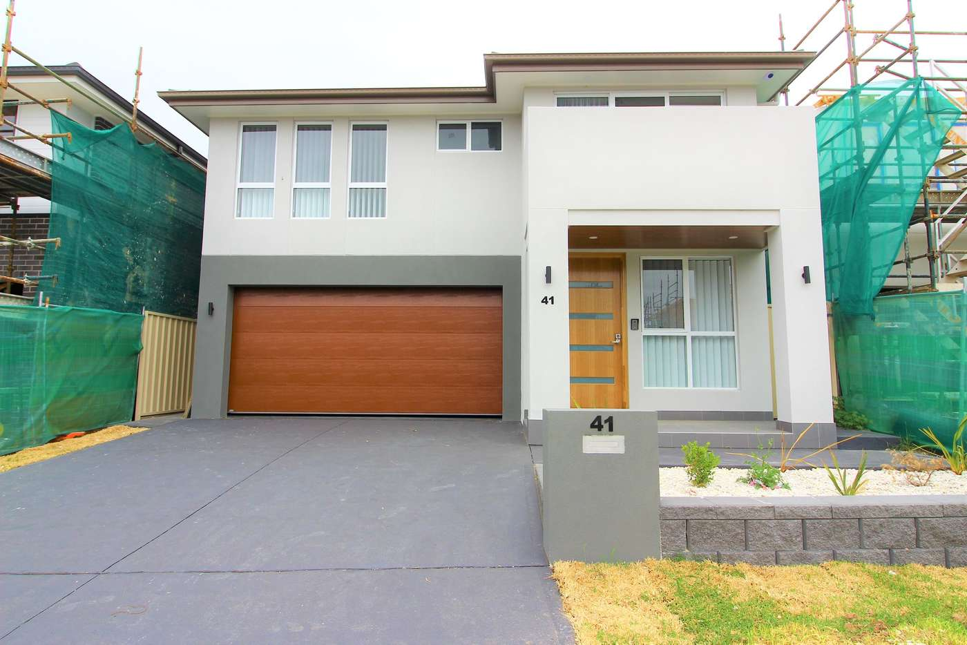 Main view of Homely house listing, 41 Mountain Street, The Ponds NSW 2769