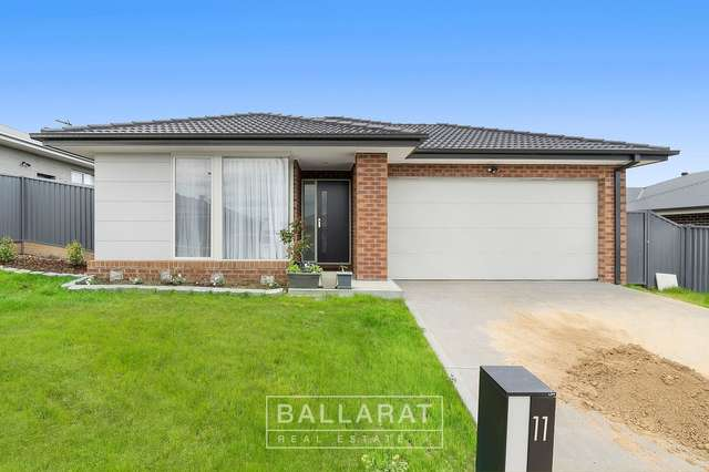 11 Longford Road, Alfredton VIC 3350