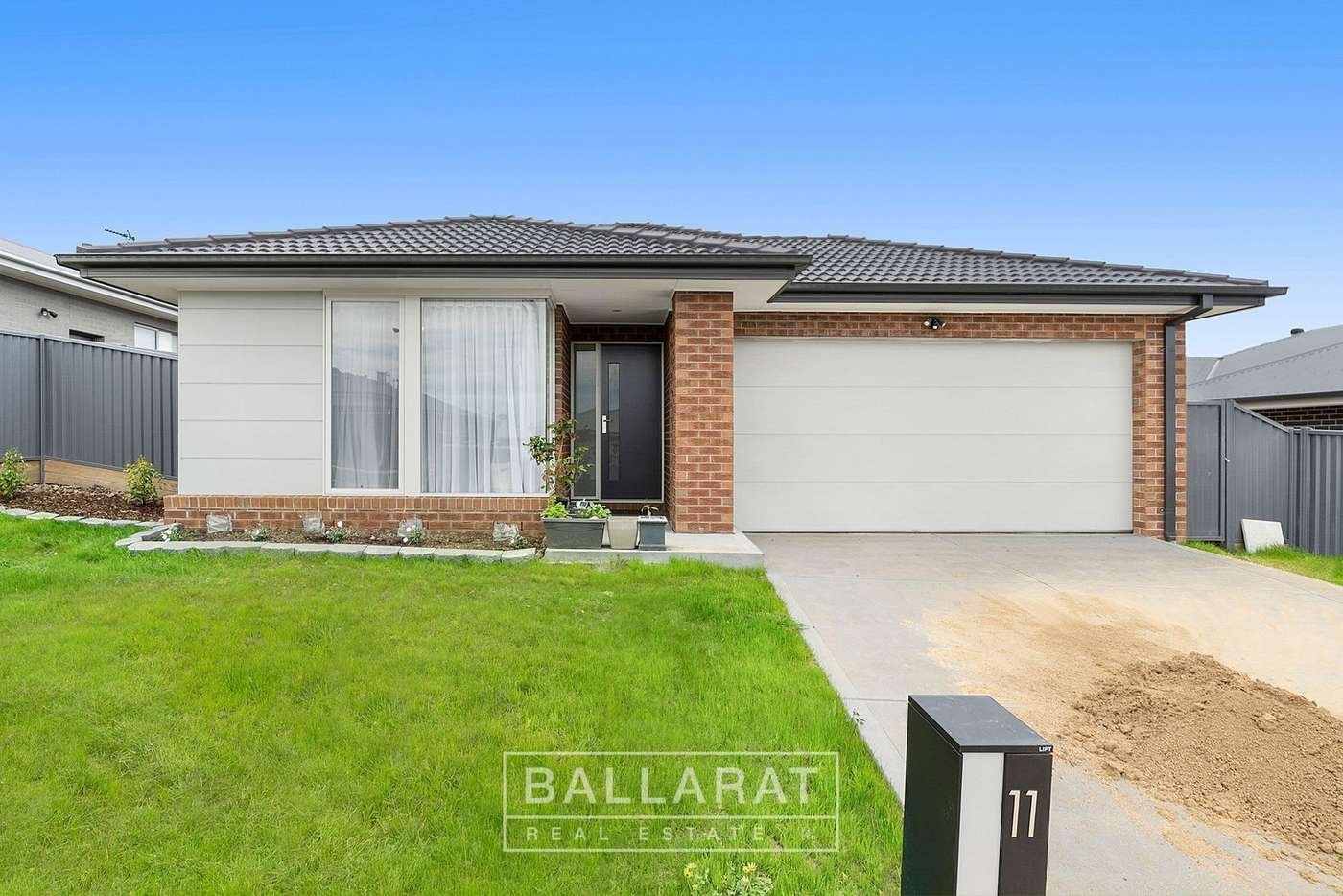 Main view of Homely house listing, 11 Longford Road, Alfredton VIC 3350