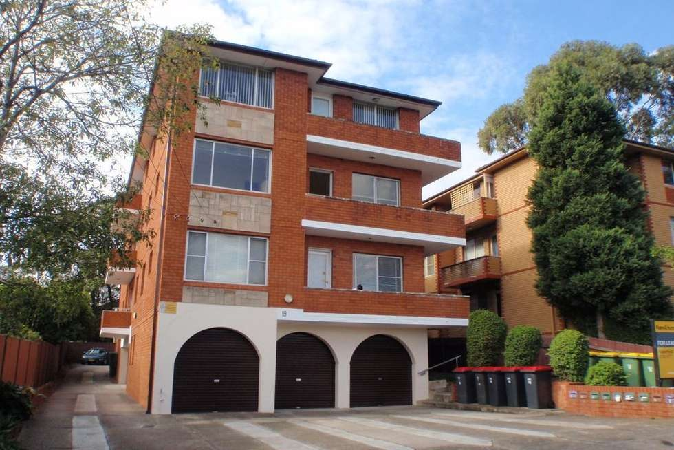 Fifth view of Homely apartment listing, 6/19 Loftus Street, Ashfield NSW 2131