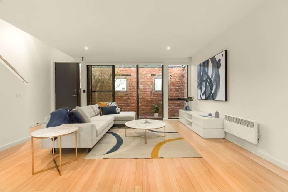 Second view of Homely townhouse listing, 97-101 Cruikshank Street, Port Melbourne VIC 3207