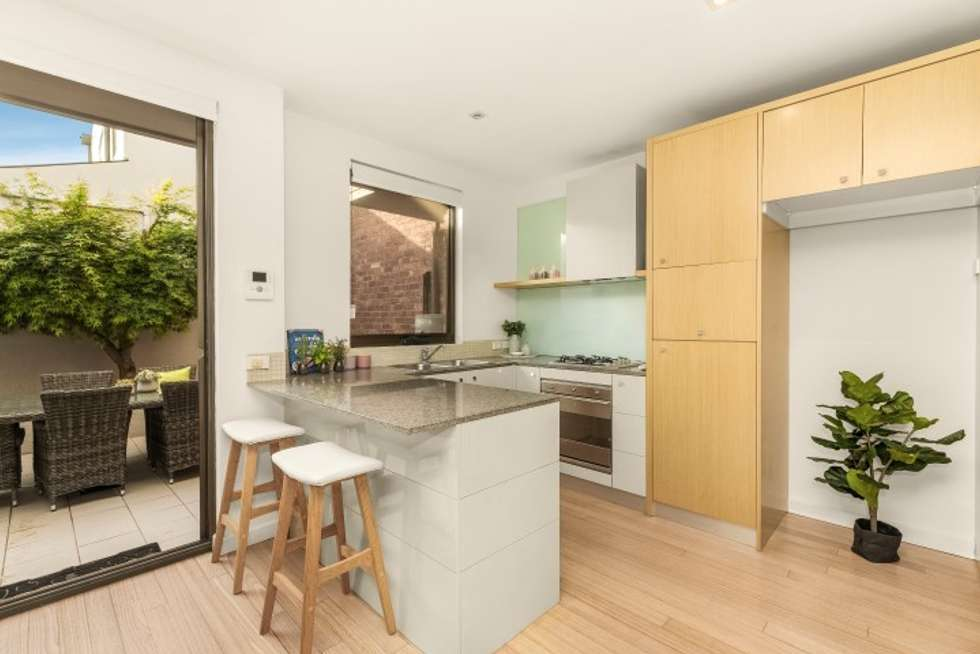 Third view of Homely townhouse listing, 97-101 Cruikshank Street, Port Melbourne VIC 3207