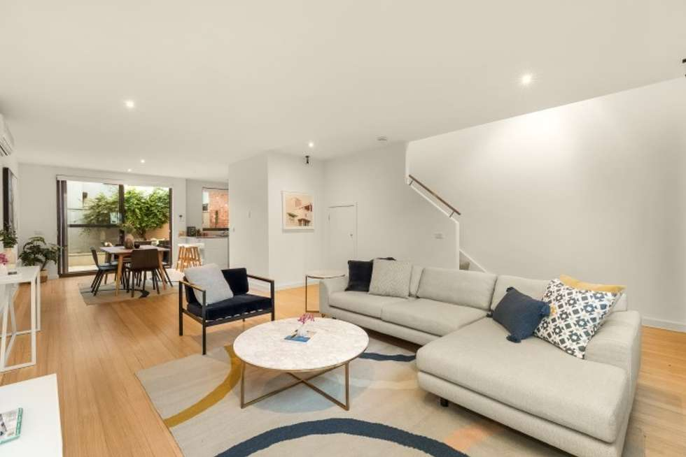 Fourth view of Homely townhouse listing, 97-101 Cruikshank Street, Port Melbourne VIC 3207