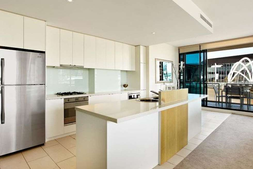 Second view of Homely apartment listing, 114/60 Siddeley Street, Docklands VIC 3008