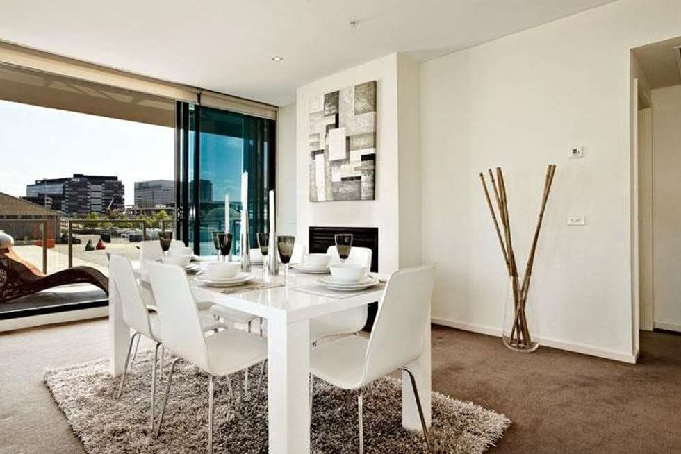 Fourth view of Homely apartment listing, 114/60 Siddeley Street, Docklands VIC 3008