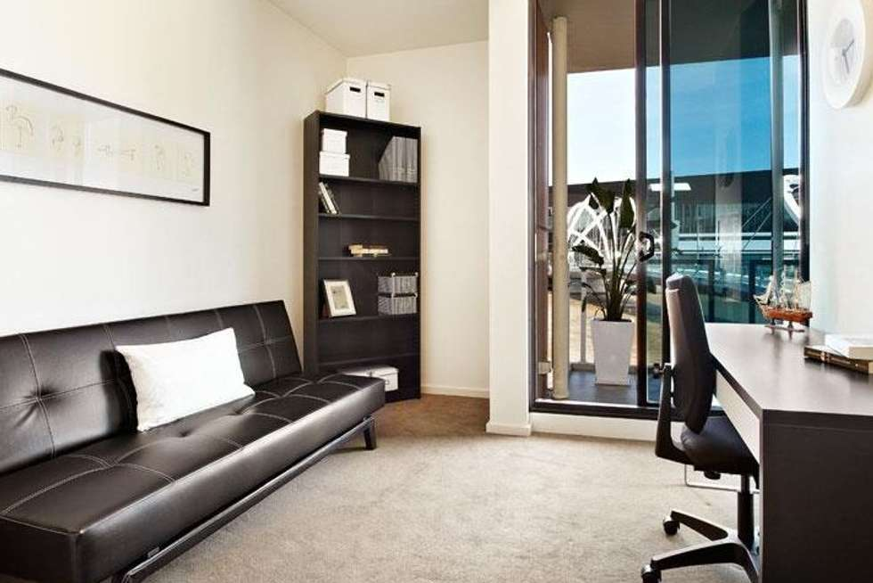 Fifth view of Homely apartment listing, 114/60 Siddeley Street, Docklands VIC 3008