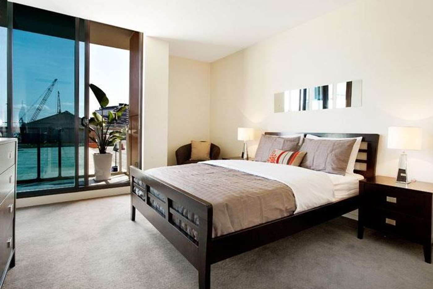 Sixth view of Homely apartment listing, 114/60 Siddeley Street, Docklands VIC 3008